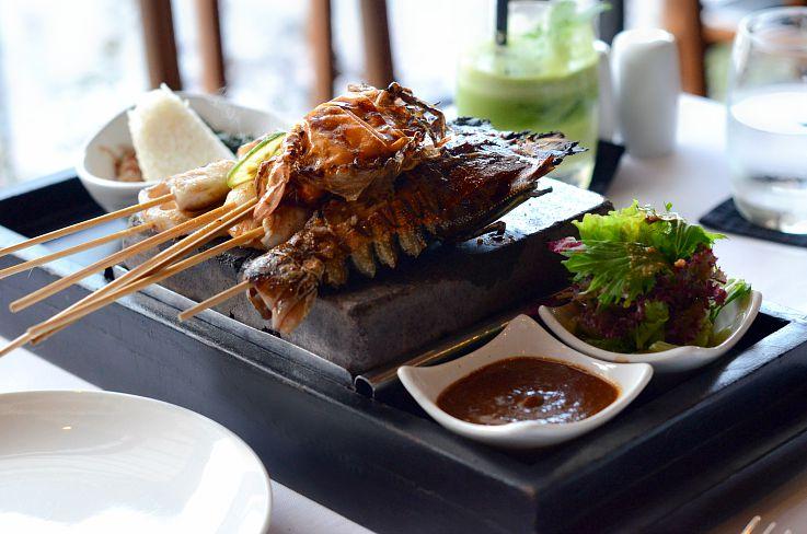 Restaurant Chandi, Bali, Indonesia, Seminyak