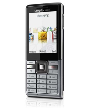 Sony Ericsson Naite J105