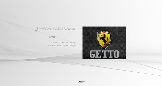 Ferrari Getto