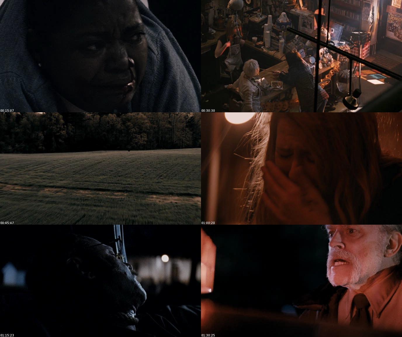 Halloween II (2009) [DVDRip] [Latino]