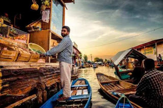 Srinagar (Best Honeymoon Destinations In India) 1