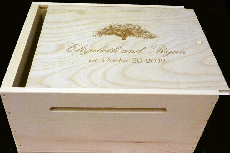 Wooden Wine Boxes & Wine Crates: Wedding Ideas with Wine Boxes and ...