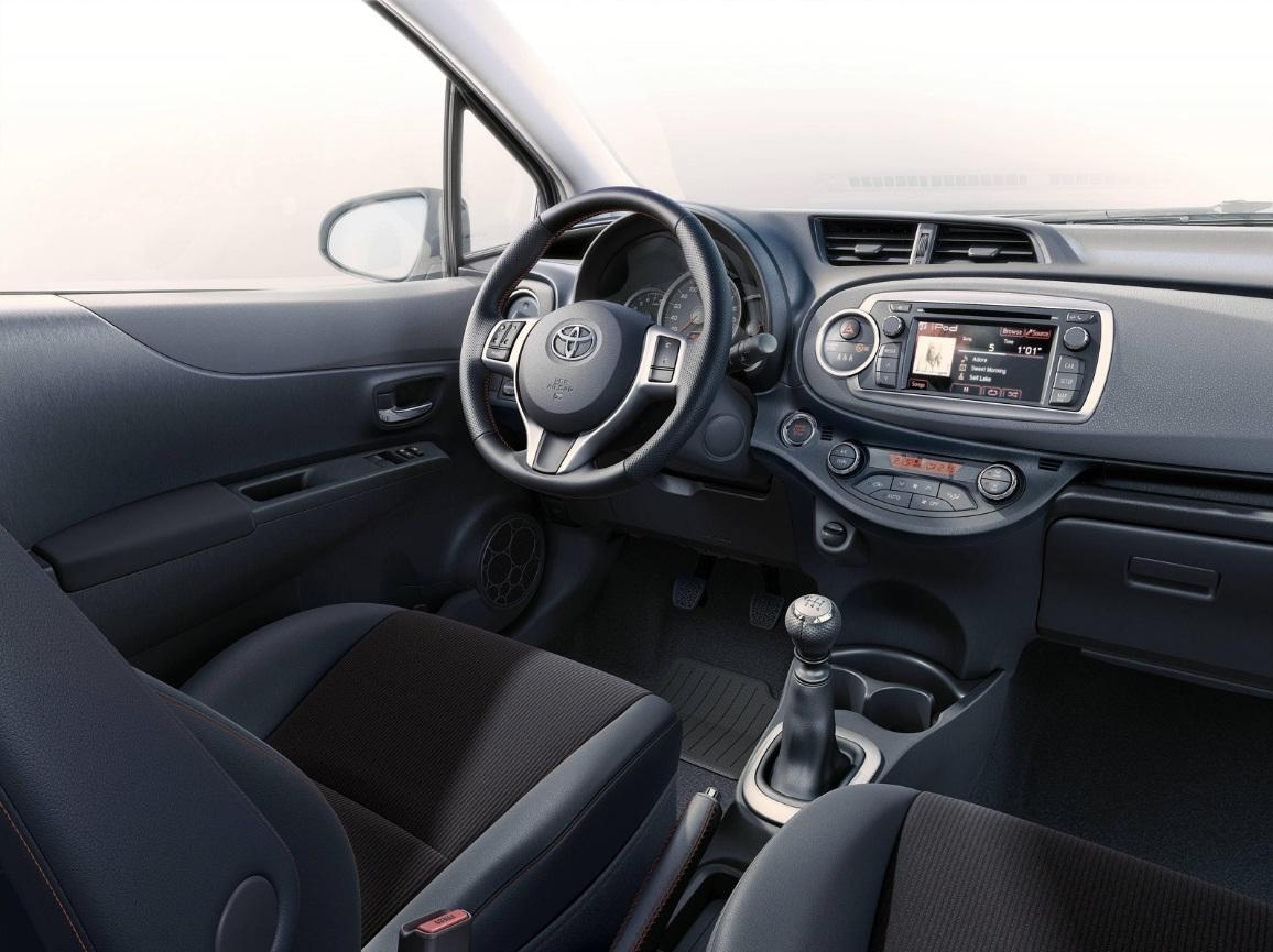 Calendario auto 2018 auto novit 2018 i nuovi modelli che for Interieur yaris 2015