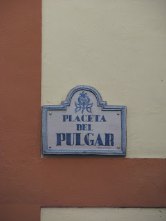 Placeta del Pulgar, Granada