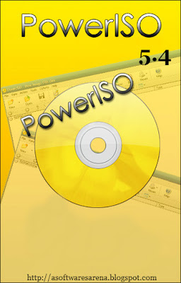 PowerISO 5.4 Download