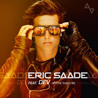 Eric Saade - Hotter Than Fire