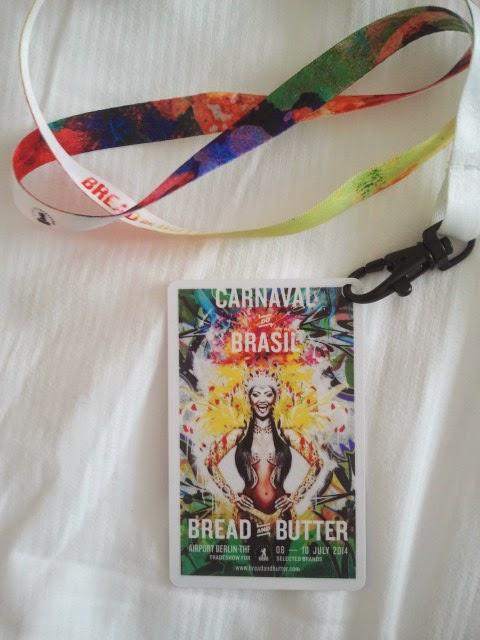 Bread&Butter relacja z targów
