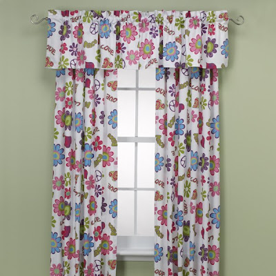 Kids Window Treatments Design Ideas 2014