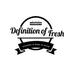 DEFINITION OF FRESH