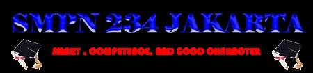 SMPN 234 SSN JAKARTA