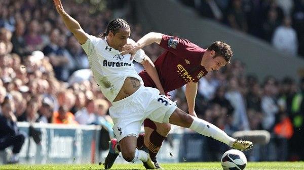 Tottenham Hotspur v Man City