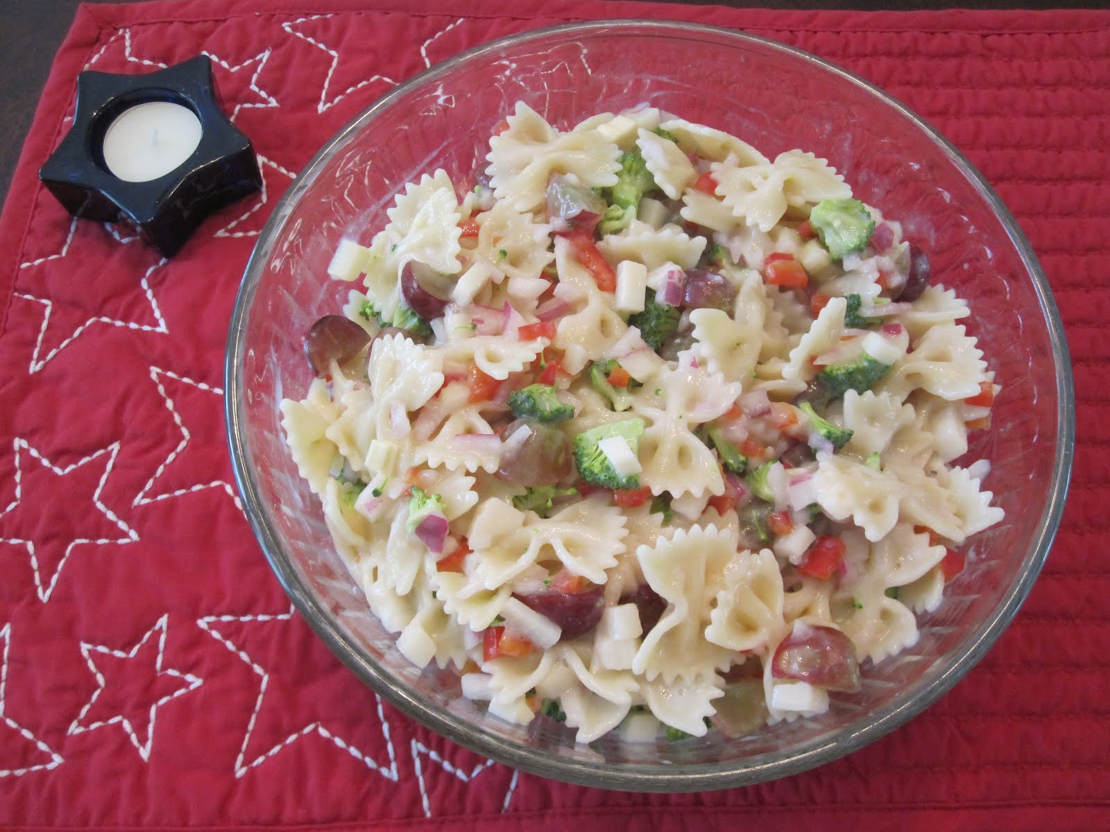 The Healthy Vegans The Perfect Picnic Pasta Salad