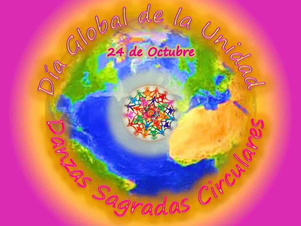 24 de Octubre - Danzas Sagradas Circulares en el Día Global de la Unidad