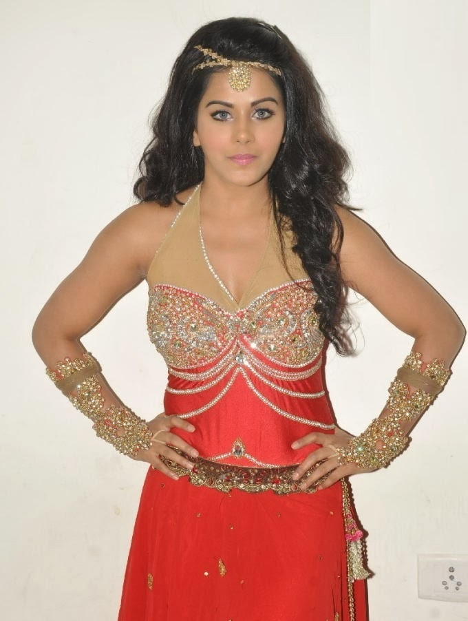 Voluptuous Rachana maurya hot photos in dancing costume