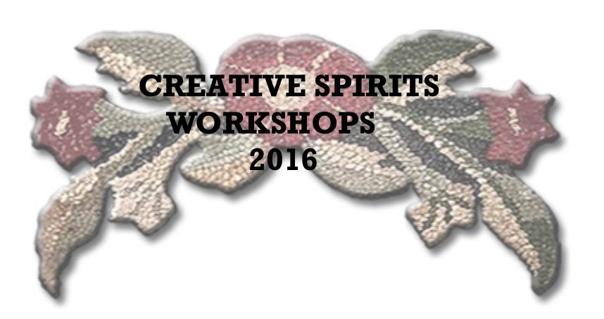 Creative Spirits Workshops
