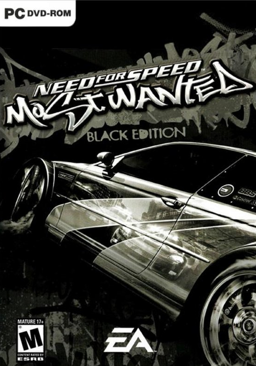 need for speed most wanted black edition