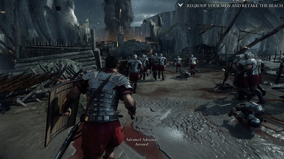 Ryse Son of Rome PC Game Full RIP