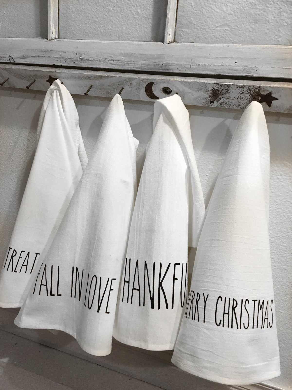 New Holiday towels in shop!