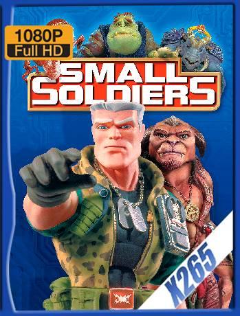 Small Soldiers (1998) x265 [1080p] [Latino] [GoogleDrive] [RangerRojo]