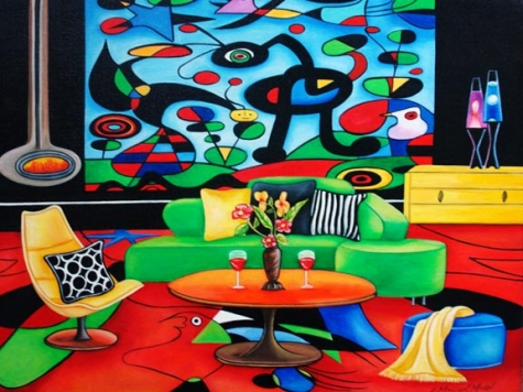 studio647 surrealism joan miro