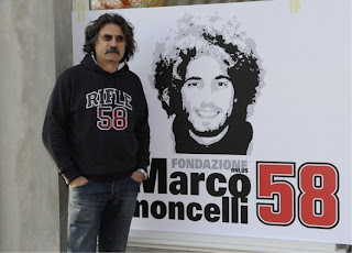 Marco Simoncelli Team?