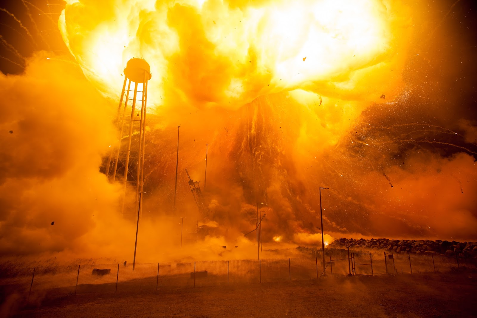 Antares Oct. 28, 2014