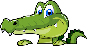 Cartoon Gator Head http://www.designyour.org/Muschamp-Scramble-for-Kids/Auction.aspx