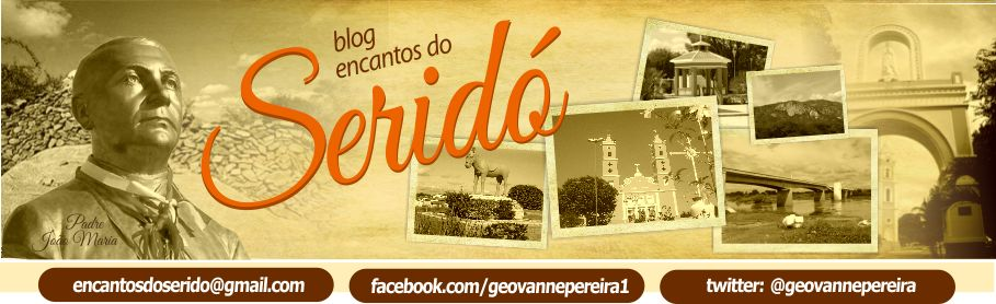 Blog Encantos do Seridó