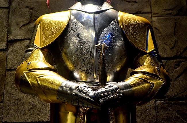 Suit of Armor, Medieval Times Atlanta