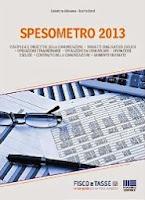 Spesometro 2013