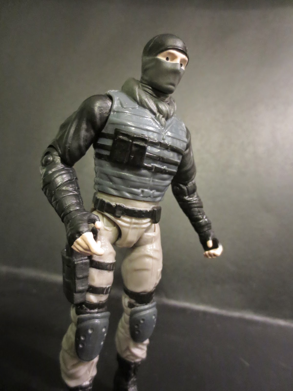 Action figure barbecue action figure review foot soldier for Foot soldier