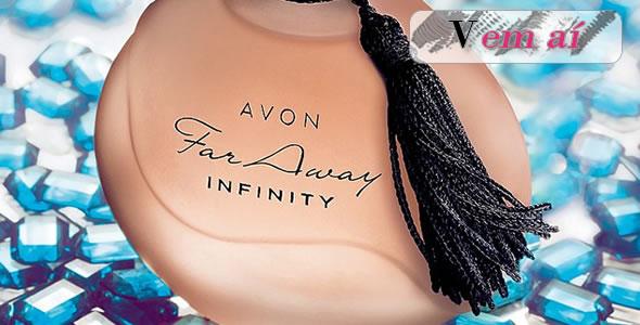 Nova fragrância Far Away Infinity