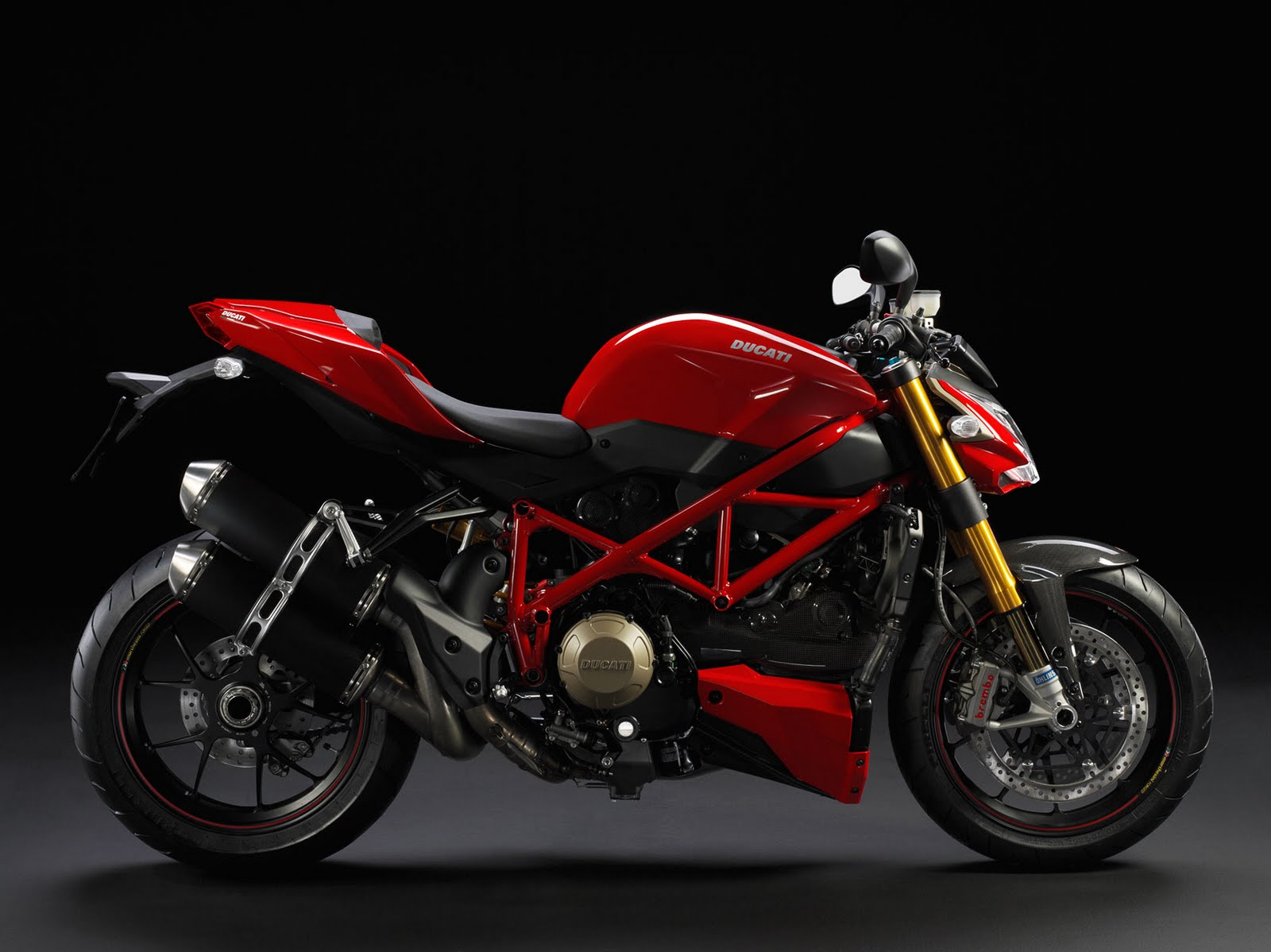 Top Motorcyc... Ducati Bikes
