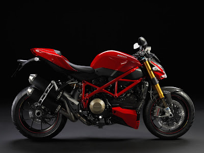 2011 Ducati Streetfighter S Motorcycle