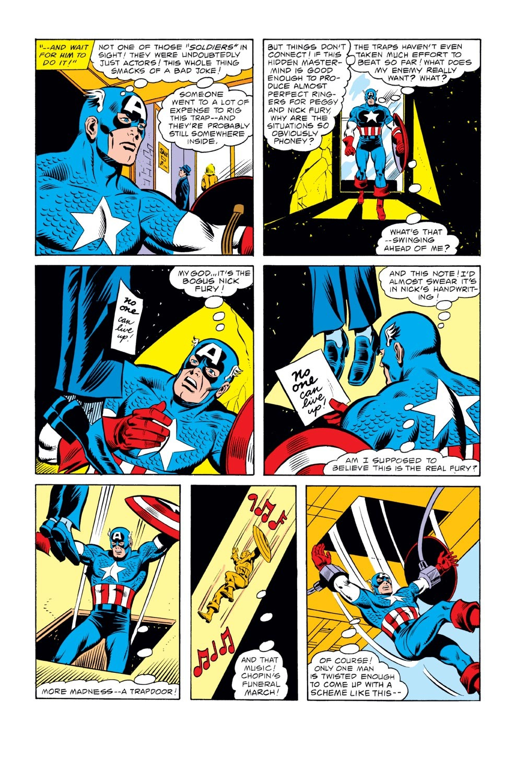 Captain America (1968) Issue #242 #157 - English 11