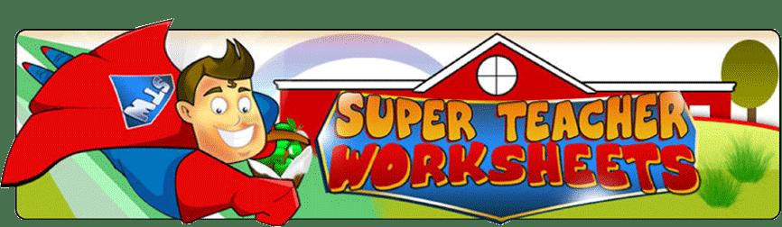 Landforms - Super Teacher Worksheets