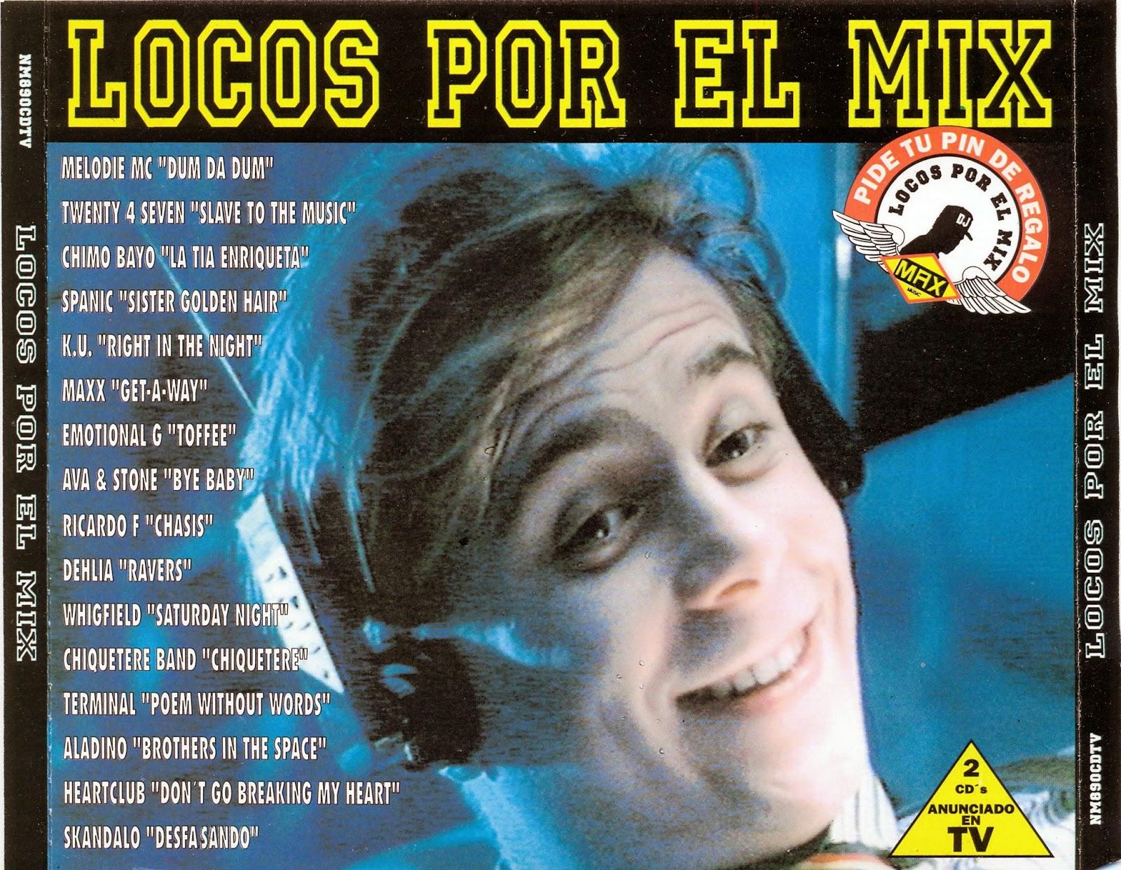 Various - Locos Por La Disco