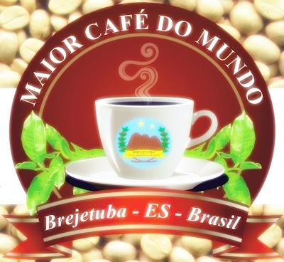 Logo do Maior Café do Mundo