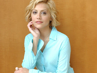 Cute Blond Brittany Murphy - Hottest Holly Celeb