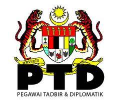 Pegawai Tadbir dan Diplomatik (PTD)