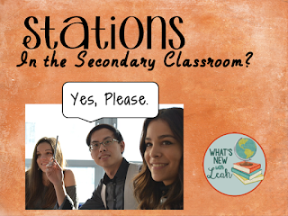 http://www.tools4teachingteens.com/video-blog/stations-in-the-secondary-classroom-part-1