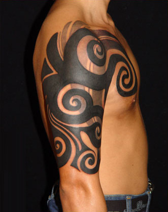 Celtic Tribal Tattoo Designs. girlfriend tribal tattoo