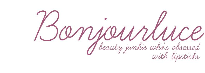 Bonjour Luce | Beauty, Fashion & Lifestyle Blog