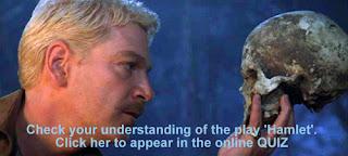 Quiz on Hamlet