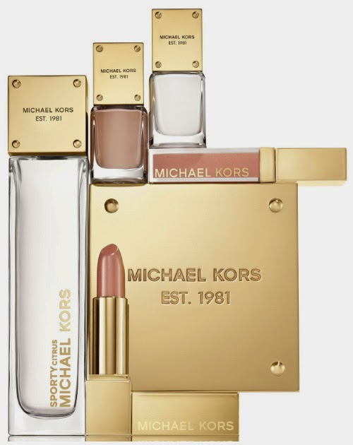 Sporty Mood make up by Michael Kors