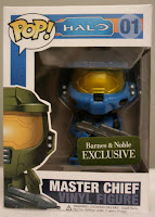 Funko Pop! Master Chief Halo Barnes & Noble