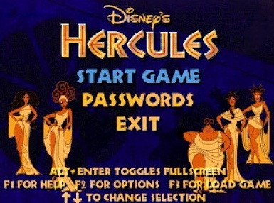 Hercules Action Game - PC Review and Full Download