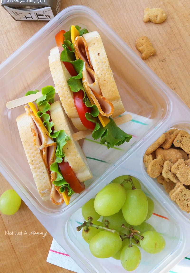 Make Lunch Easy With Foster Farms