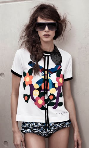 camisetas Marni H&M
