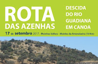 SERPA: ROTA DAS AZENHAS - DESCIDA DO GUADIANA